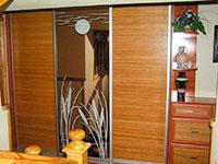 Шкаф-купе с Бамбуком