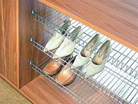 Полка сеточная для обуви