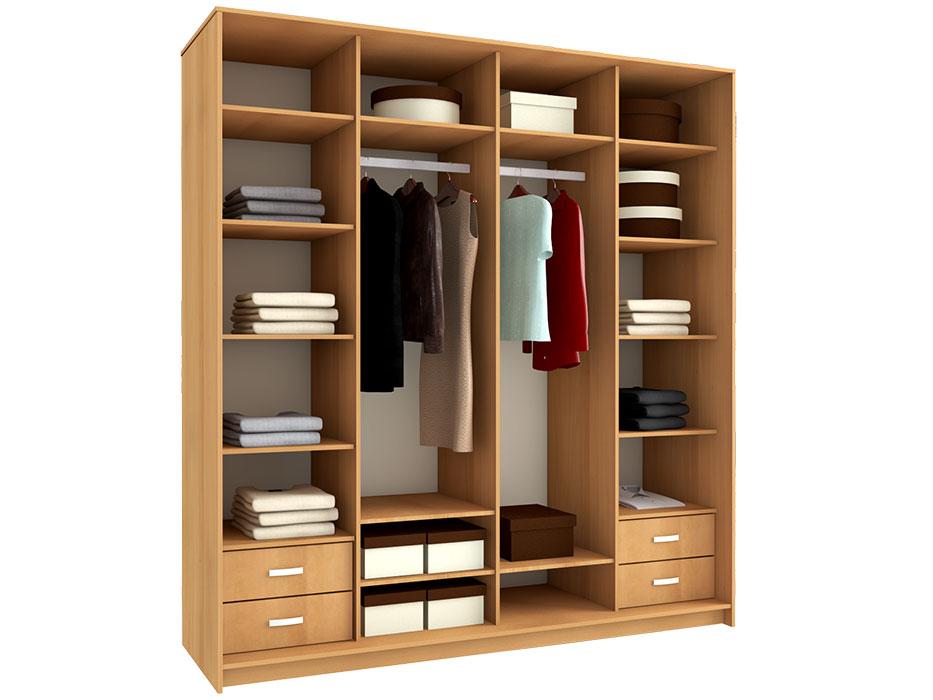 Шкафы-купе на заказ в казани. качество и отличные цены.